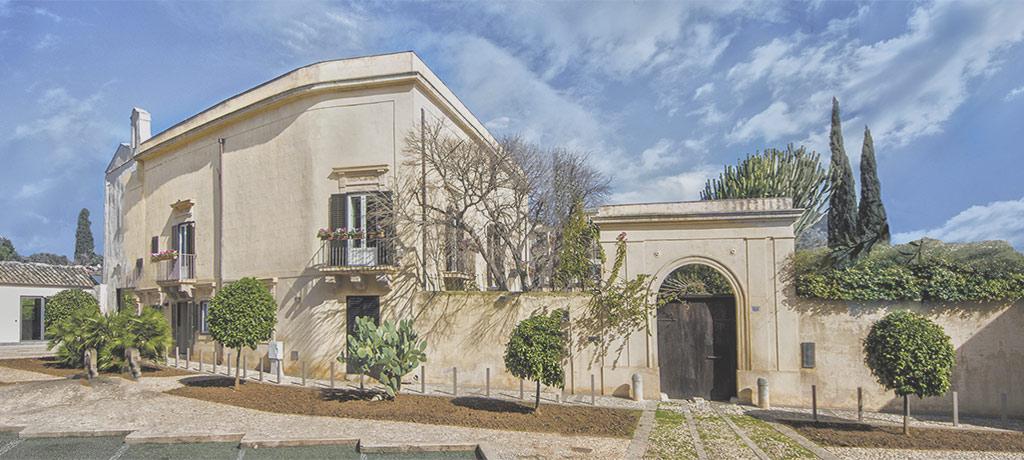 la sede di TRJ per l'architettura - San Lorenzo Palermo